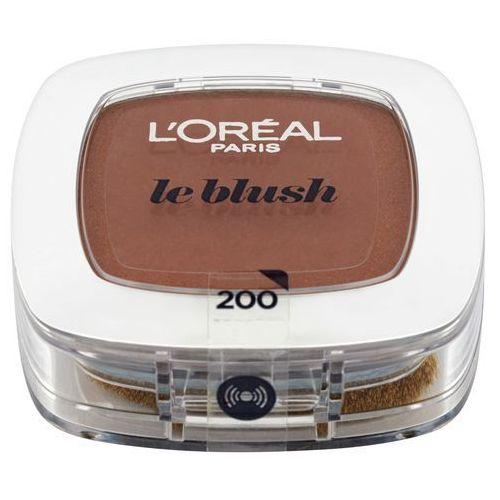 L'Oréal Paris Le Blush róż do policzków odcień 200 Golden Amber 5 g - Niesamowity upust