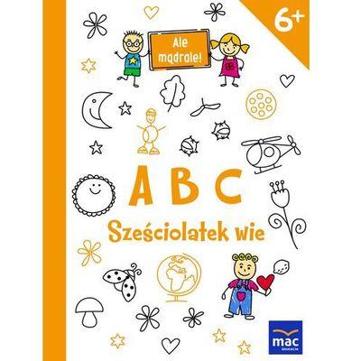 Książki dla dzieci MAC Edukacja