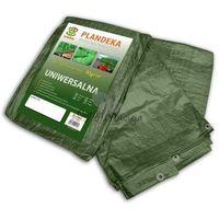 Plandeka okryciowa zielona 8x12m (90g) marki Bradas