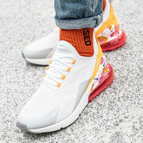 Buty sportowe w air max 270 (ar0499-101) marki Nike