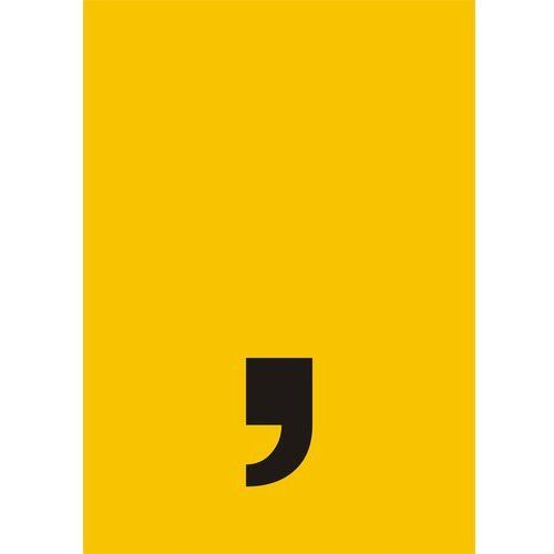 Przecinek (czarny/żółty) Top design