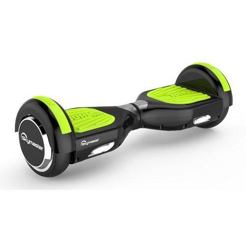 Elektryczna deskorolka smartboard SKYMASTER Wheels Lark 7 Czarno-zielony + Zamów z DOSTAWĄ JUTRO!