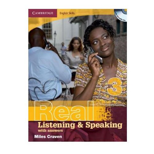 Cambridge English Skills Real Listening & Speaking 3 Paperback with Answers and Audio CDs (2) (9780521705882)