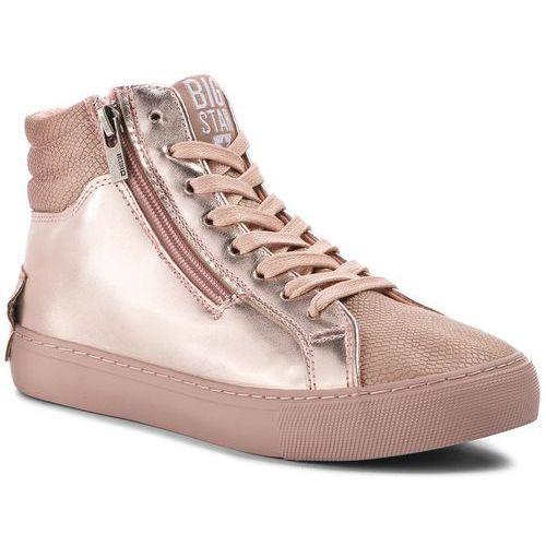 Sneakersy BIG STAR - BB274729 Pink