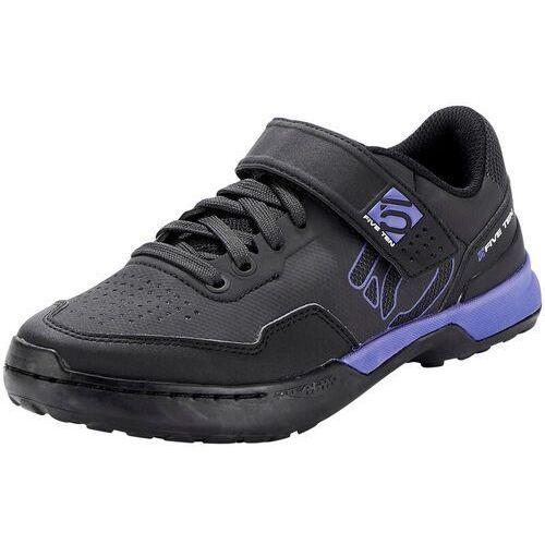 five ten kestrel lace buty kobiety, black/purple uk 3,5 | eu 36 2018 buty mtb zatrzaskowe, Adidas