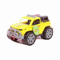 Samochód legion nr 3 żółty