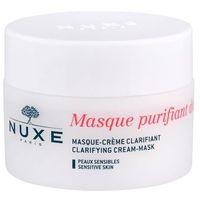 Nuxe Cleansers and Make-up Removers maseczka oczyszczająca dla cery wrażliwej (Clarifying Cream-Mask) 50 ml, 27499