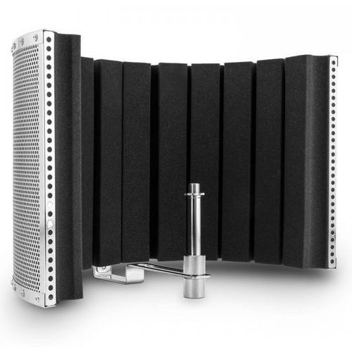Mp32 mkii osłona mikrofonu mic screen absorber dyfuzorzaw. adapter srebrna marki Auna