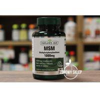 Natures Aid MSM 1000mg vegan 90 tabletek (5023652960909)