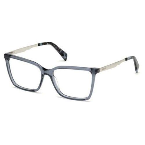 Just cavalli Okulary korekcyjne jc 0813 090