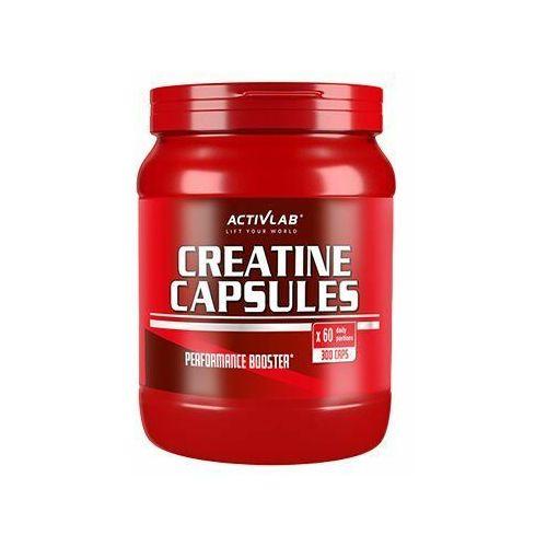 Activlab creatine capsules - 300caps