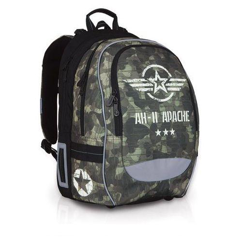 Plecak szkolny Topgal CHI 752 R - Khaki