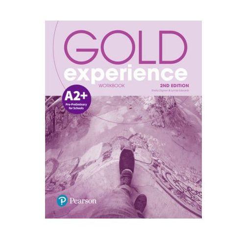 Gold Experience 2nd Edition A2+. Ćwiczenia