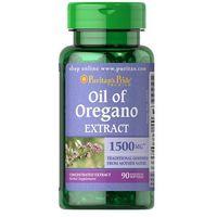 Kapsułki Puritan's Pride Olejek z Oregano 1500 mg 90 kaps.