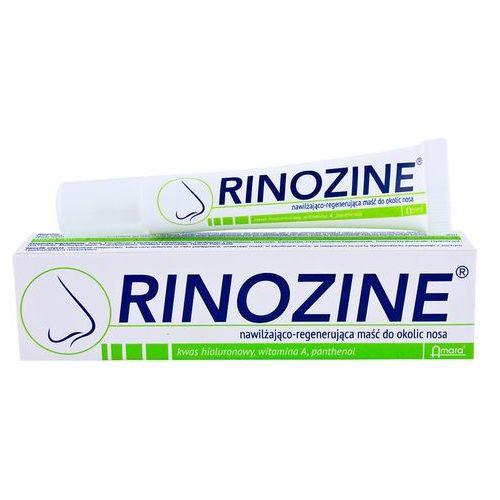 Rinozine Maść nawilżająco-regenerująca do nosa - 15 g