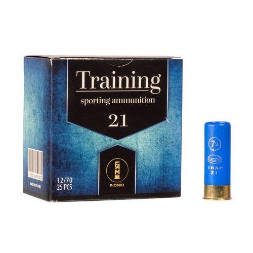 Amunicja FAM Pionki 12/70 Trap 21g Trening