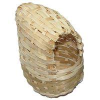 Bambusowy tunel dla mniejszych ptaków