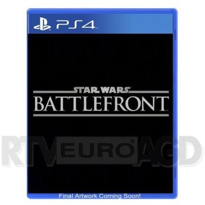 Gry PlayStation4 Electronic Arts