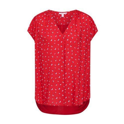 ESPRIT Bluzka czerwony / czarny / biały, w 6 rozmiarach