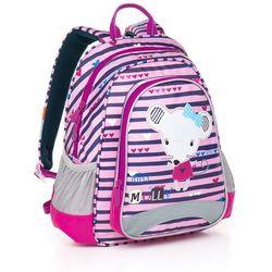 Topgal Plecak do przedszkola chi 838 h - pink