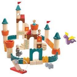 Plan toys Fantazyjne klocki drewniane