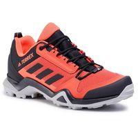 Buty adidas - Terrex Ax3 EG6178 Gloamb/Cblack/Solred