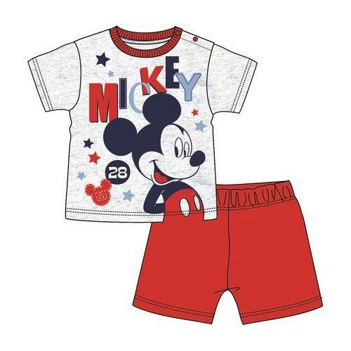 12be3d3b9a81f7 Zobacz w sklepie Disney by Arnetta piżama chłopięca Mickey Mouse 68 czerwony