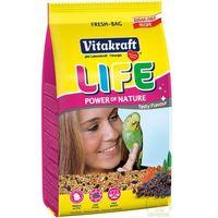 Vitakraft life power karma dla papużki falistej 800g