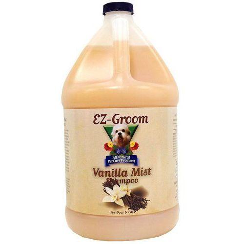 - vanilla mist shampoo - koncentrat szamponu o zapachu wanilii, 3,8 l marki Ez-groom