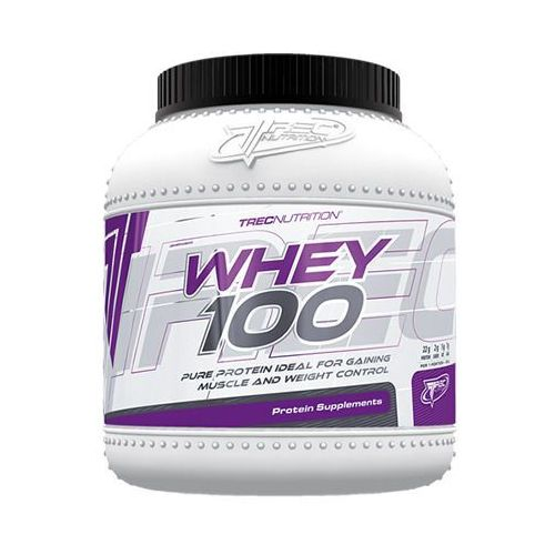 TREC Whey 100 - 1500g - Dark Chocolate