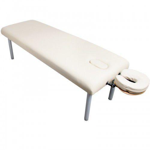 Stół do masażu komfort stal sa 003 cream marki Activeshop