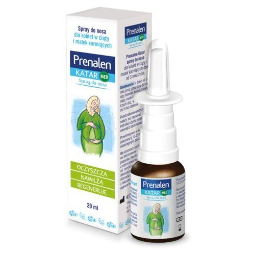 Aerozol PRENALEN KATAR spray do nosa 20 ml
