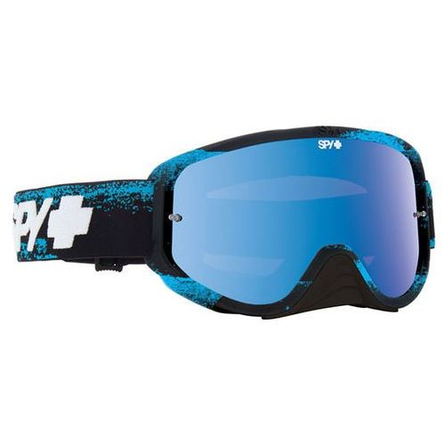 Gogle Narciarskie Spy WOOT RACE MASKED BLUE - SMOKE W/LT SPECTRA + CLEAR AFP