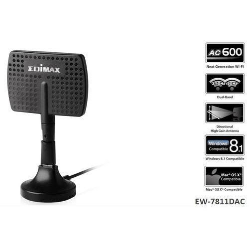 Edimax Ew-7811dac (4710700929872)