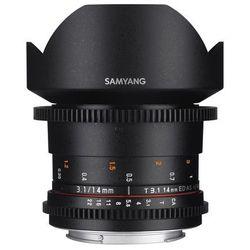 Obiektywy fotograficzne  Samyang