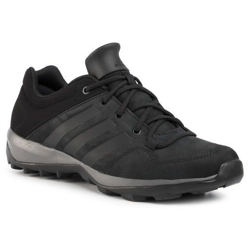 Buty - daroga plus lea b27271 cblack/granit/cblack, Adidas, 40-44