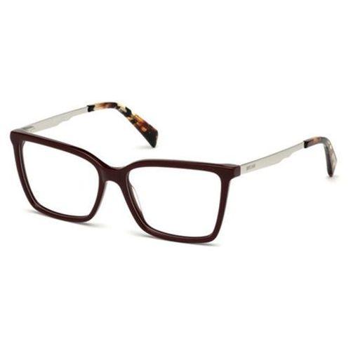 Just cavalli Okulary korekcyjne jc 0813 069