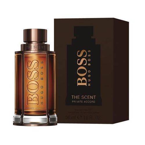 The scent private accord edt 50 ml dla panów Hugo boss - Niesamowity upust