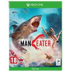 Deep silver Maneater xbox one