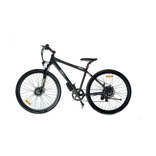 Rower elektryczny terra 26 czarny marki Trybeco