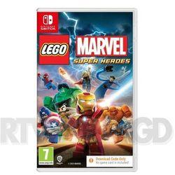 Wb games Lego marvel super heroes gra nintendo switch cenega