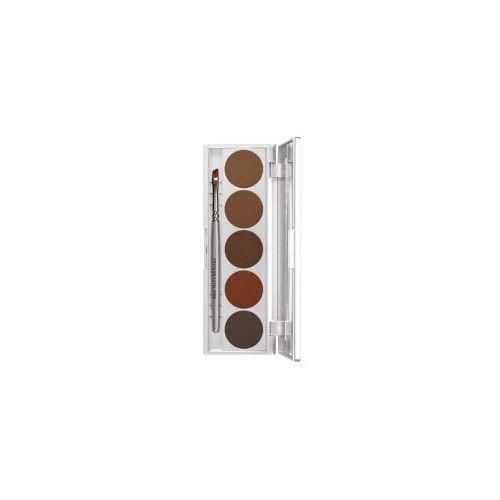 Eyebrow powder palette, paletka 5 cieni do brwi, 10g Kryolan - Najtaniej w sieci
