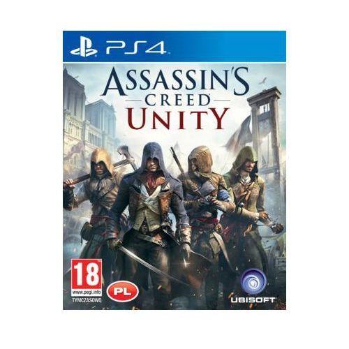 Assassins Creed Unity Gra PlayStation 4 UBISOFT