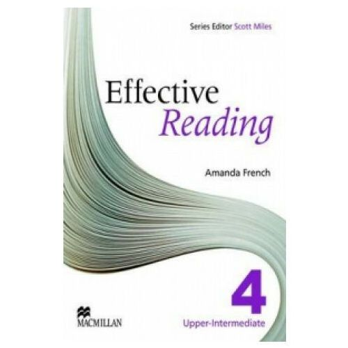 Effective Reading Upper Intermediate Student's Book (2010)
