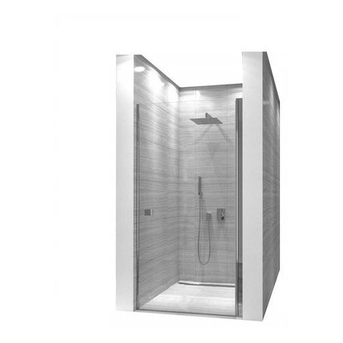 Rea Drzwi prysznicowe uchylne 90 cm up my-space