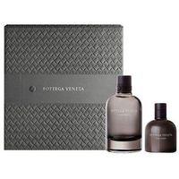 Bottega Veneta Bottega Veneta Pour Homme M Zestaw perfum Edt 90ml + 100ml Balsam po goleniu - produkt z kategorii- Zestawy zapachowe dla mężczyzn