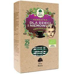 Herbatki dla dzieci  Dary Naury Organical.pl - Bio Produkty