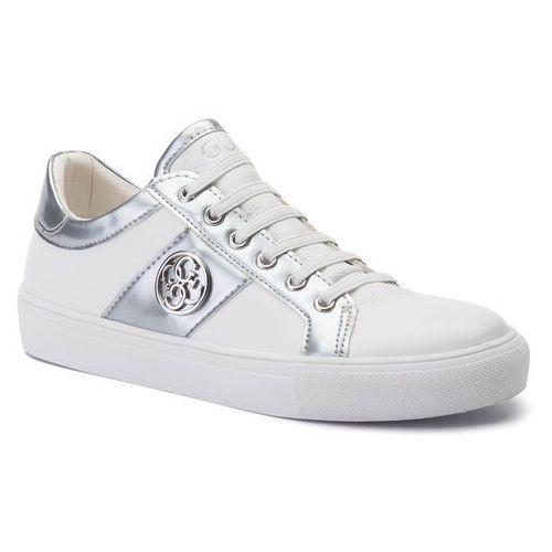 Sneakersy - fj7jew lea12 100h marki Guess