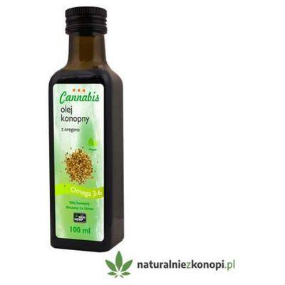Oleje, oliwy i octy  Naturalnie z konopi