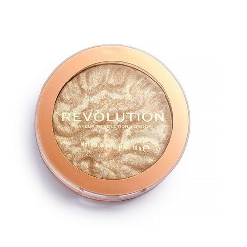 Makeup Revolution London Re-loaded rozświetlacz 10 g dla kobiet Raise The Bar, 92741 - Super przecena